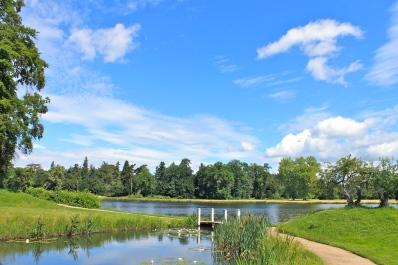 The Wörlitz Garden Realm is a huge biosphere reserve.