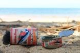 Can at Sawemi Beach.